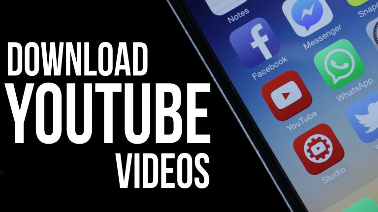 How to download YouTube videos with iPhone